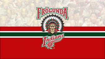 Frоlunda HC, фон, логотип