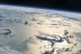 земля, космос, красота