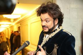 певец, мужчина, микрофон, интервью
