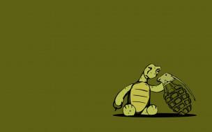 векторная графика, животные , animals, черепаха