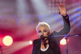 микрофон, концерт, женщина, певица