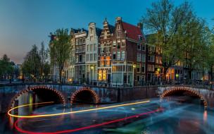 Амстердам, Голландия, Нидерланды