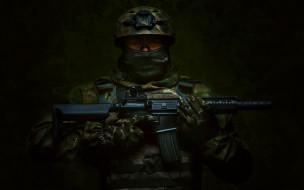 армия, Россия, солдат