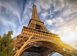 города, париж , франция, простор