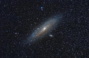 M31, Галактика Андромеды, Andromeda Galaxy