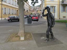 города, - памятники,  скульптуры,  арт-объекты, улицы, город, скульптура, дома