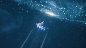 космический, инди шутер, EVERSPACE, Экшен, Космос