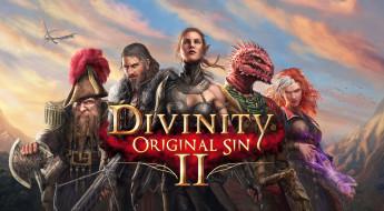 action, ролевая, Original Sin II, Divinity
