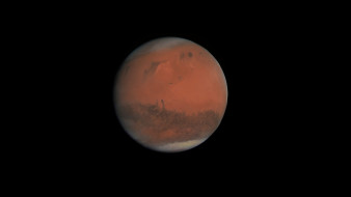 космос, марс