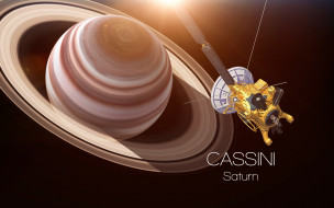Cassini, satellite, Saturn