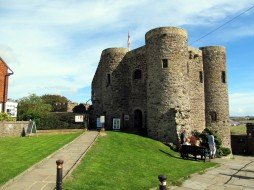 ypres tower castle, rye, sussex, uk, города, замки англии, ypres, tower, castle
