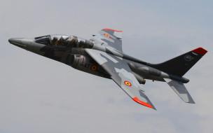 учебно боевой, полет, самолет