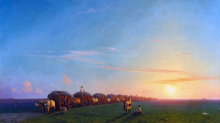 айвазовский иван, поселенцы