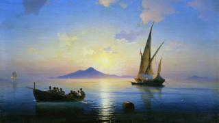 айвазовский иван, неаполитанский залив