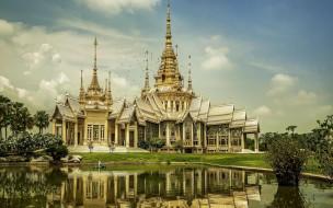 Luang Phor Toh Temple, Тайланд, Луанг Пор Тох, Храм
