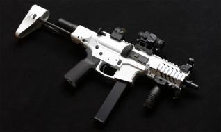 9mm, фон, оружие, AR15