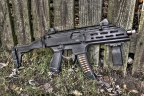 пистолет-пулемёт, Чехия, EVO 3 S1, CZ Scorpion