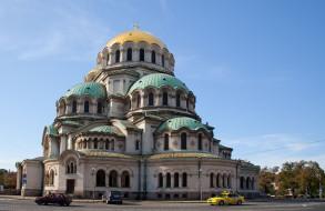 софия, города, - православные церкви,  монастыри, храм, собор, болгария