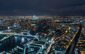 города, лондон , великобритания, простор