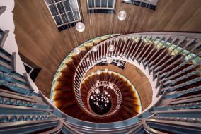 интерьер, холлы,  лестницы,  корридоры, лестница