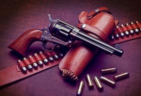 оружие, патроны, Colt