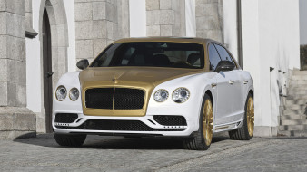 mansory bentley flying spur 2016, автомобили, bentley, mansory, flying, spur, 2016