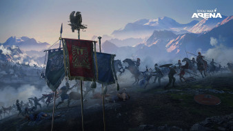 стратегия, ролевая, Arena, онлайн, Total War