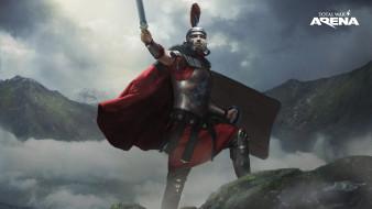 Total War, ролевая, стратегия, Arena, онлайн
