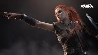 ролевая, Arena, стратегия, онлайн, Total War