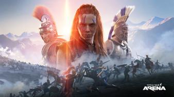 Total War, ролевая, Arena, онлайн, стратегия