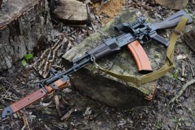 оружие, автоматы, автомат, калашникова, ремешок, ак-74