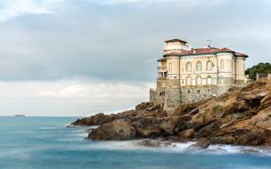 Boccale Castle, Italy