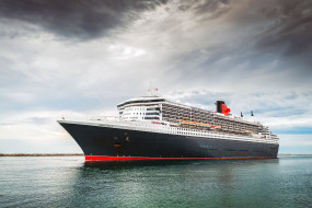 Queen Mary 2, лайнер
