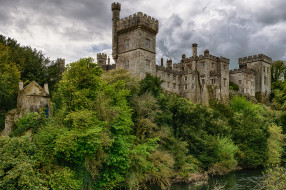 dublin, города, дублин , ирландия, панорама