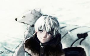 аниме, fumetsu no anata e, shounen, manga, japonese, wolf, bear, snow, fumetsu, no, anata, e, to, you, the, immortal, face, kuma