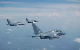 Учебно-боевой, самолёт, Yak-130, Як-130, полет