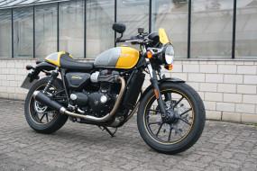 обои для рабочего стола 3504x2336 мотоциклы, triumph