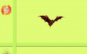 фон, Halloween, логотип