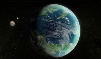 обои для рабочего стола 1920x1133 космос, земля, планета