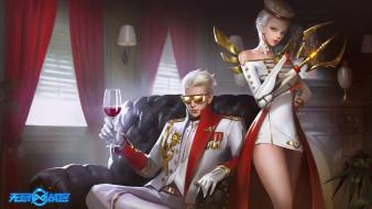games, fantasy, li-qian, арт