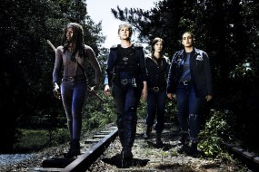 The Walking Dead, драма, action, сериал, ужасы