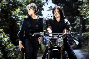 сериал, ужасы, драма, action, The Walking Dead