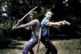 action, The Walking Dead, сериал, ужасы, драма