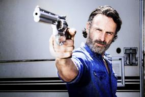 The Walking Dead, сериал, action, ужасы, драма