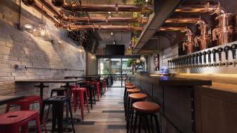 интерьер, кафе,  рестораны,  отели, стулья
