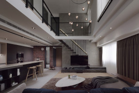 гостиная, мебель, стиль, дизайн