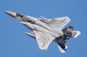 f-15c eagle, авиация, боевые самолёты, истребитель