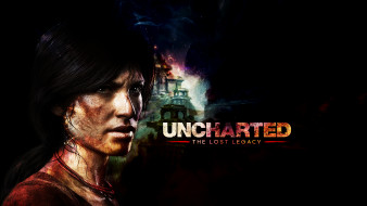 видео игры, uncharted,  the lost legacy, адвенчура, action, the, lost, legacy