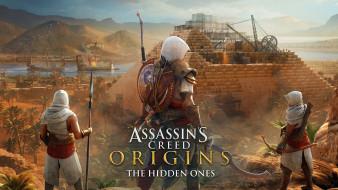 видео игры, assassin`s creed,  origins, assassin's, creed, action, шутер, origins