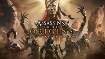 видео игры, assassin`s creed,  origins, action, шутер, origins, assassin's, creed